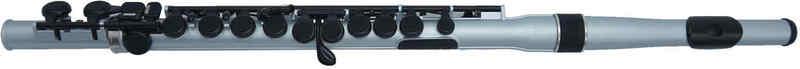 【送料無料】ヌーボ NUVO SE300FSV STUDENT FLUTE/Special-Silver メタリック・シルバー スチューデント フルート 簡単に演奏できるプラスチック製フルート【smtb-TK】