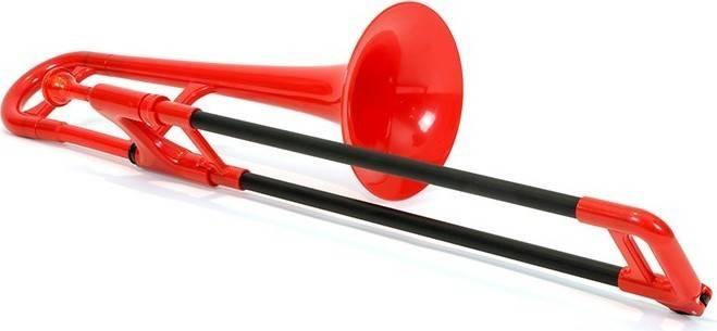 【ギフ_包装】 【送料無料】pinstruments PBONE2R pBone pBone mini/Red プラスチック製 E♭アルト・トロンボーン PBONE2R【smtb-TK】, 宗像市:3fd8c498 --- bibliahebraica.com.br