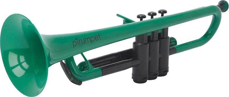 【送料無料】pinstruments PTRUMPET1G pTrumpet/Green プラスチック製 pTrumpet/Green B♭トランペット【smtb-TK】, はんこのすえよし:94c652e0 --- sunward.msk.ru