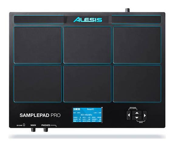 Alesis SAMPLE PAD PRO プロフェッショナル・ドラムパッド・コントローラー【送料無料】【smtb-TK】