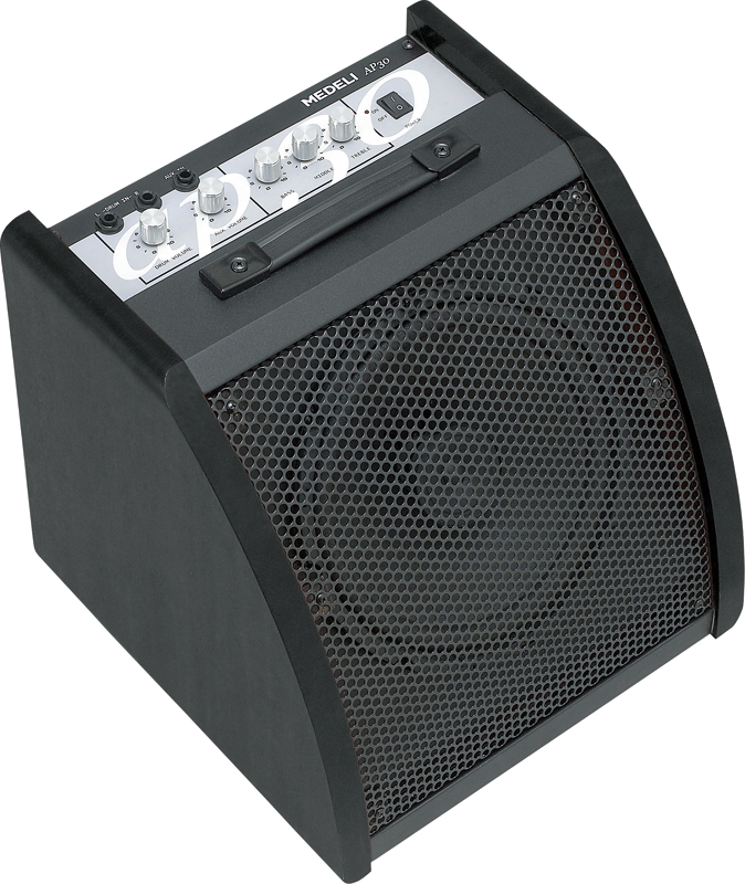 【送料無料】【数量限定特価】MEDELI AP-30 電子ドラム専用モニターアンプ【smtb-TK】