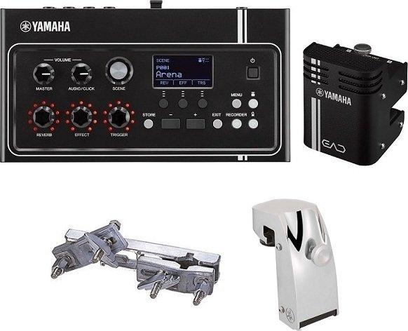【送料無料】ヤマハ YAMAHA EAD10(シンバルスタンドアタッチメント+ドラムトリガー/DT50S付) エレクトロニックアコースティックドラムモジュール【smtb-TK】
