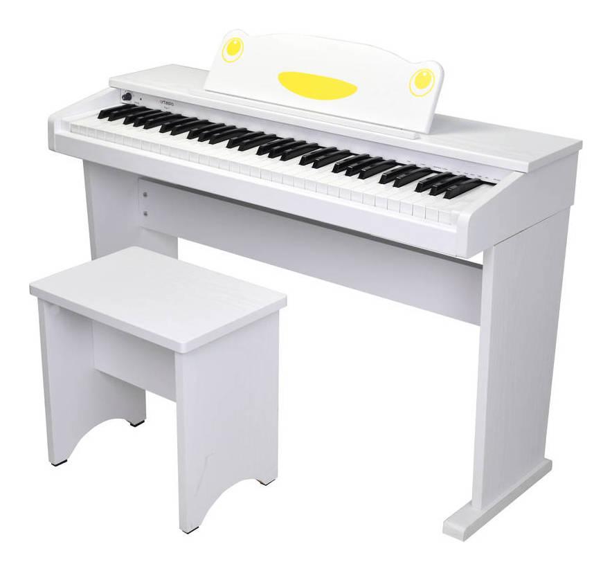 artesia FUN-1 WH(ホワイト) オールインワン 61鍵盤 キッズピアノ デジタルピアノ【送料無料】【smtb-TK】
