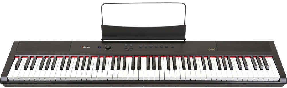 【送料無料】artesia PA-88H 電子ピアノ ハンマー・アクション鍵盤 デジタルピアノ【smtb-TK】