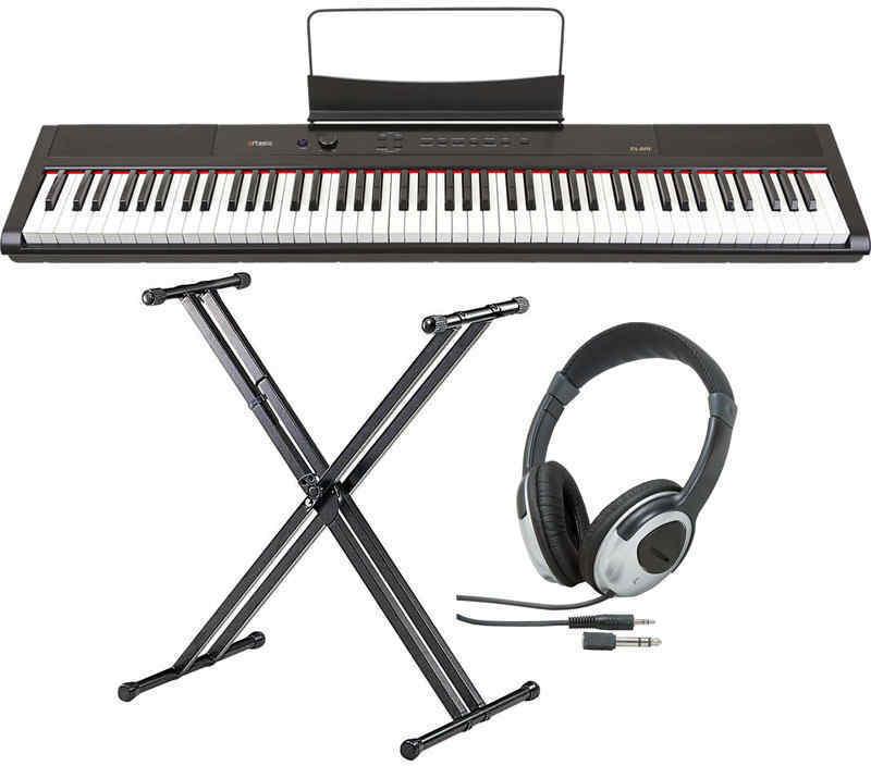 【送料無料】artesia PA-88H/スタンド+ヘッドホン付 電子ピアノ ハンマー・アクション鍵盤 デジタルピアノ【smtb-TK】