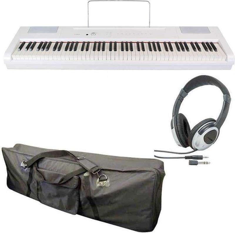 【送料無料】artesia PA-88H/WH(白)/ケース+ヘッドホン付 電子ピアノ ハンマー・アクション鍵盤 デジタルピアノ【smtb-TK】