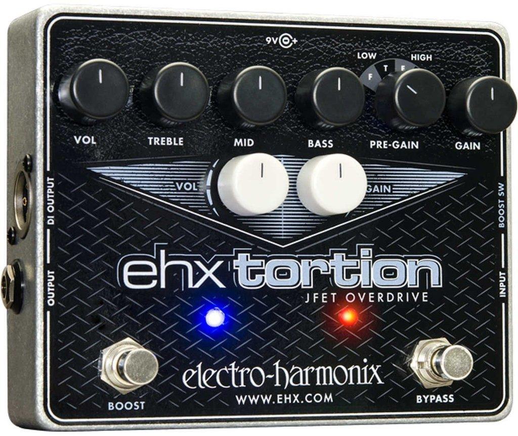 【送料無料】ELECTRO HARMONIX EHX TORTION オーバードライブ/ディストーション【国内正規品】【smtb-TK】