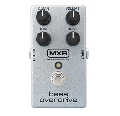 【国内正規品】【送料無料】MXR M89/M-89 Bass Overdrive ベース用オーバードライブ【smtb-TK】【安心の正規輸入品/メーカー保証付】