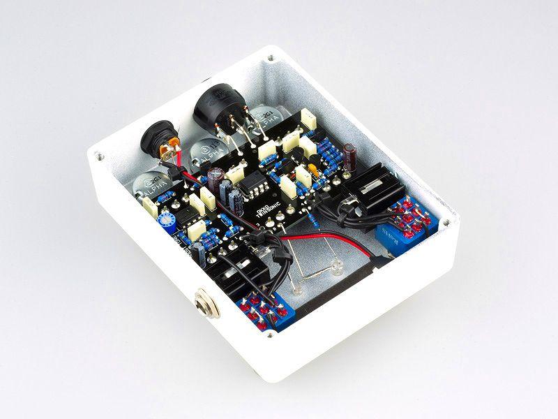 okko OKKO Twin Sonic overdrive/升压器踏板