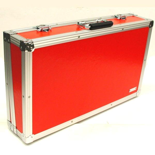 ARMOR PS-2C/ORANGE/オレンジ/特注色 高い耐久性を誇るアルモア製FRPエフェクターケース