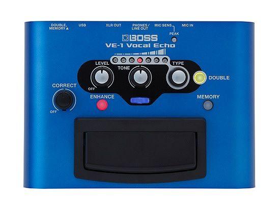 【送料無料】ボス BOSS VE-1 Vocal Echo【smtb-TK】