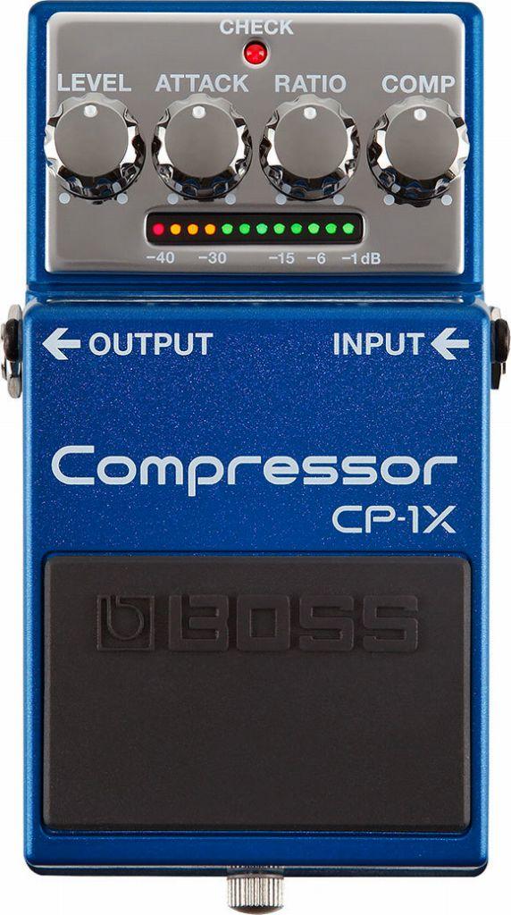 【送料無料】ボス BOSS CP-1X Compressor マルチバンド・コンプレッサー【smtb-TK】