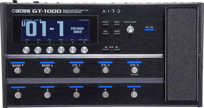 BOSS GT-1000 次世代のフロア型ギター・アンプ/エフェクト・ユニット【smtb-TK】【送料無料】ボス