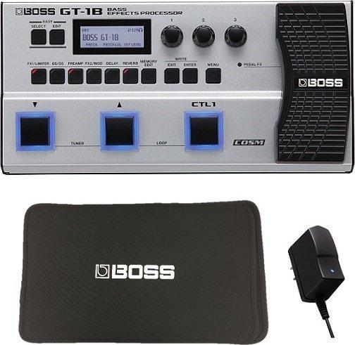 【送料無料】ボス BOSS GT-1B(純正ACアダプター/PSA-100S2+専用スリーブケース付) Bass Effects Processor ベース用マルチ・エフェクター【smtb-TK】