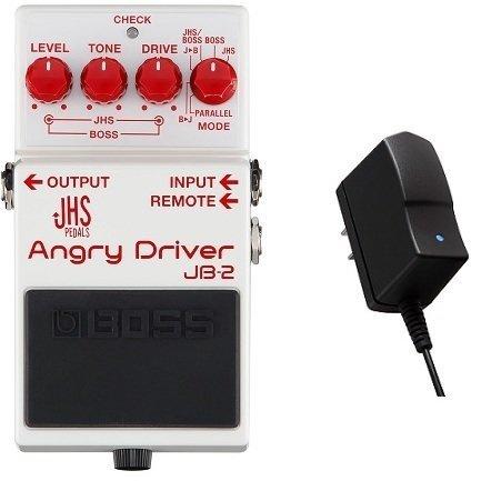 【送料無料】ボス BOSS JB-2(純正ACアダプター/PSA-100S2付) Angry Driver JHS Pedalsとの共同開発による今までになく幅広い表現力を備えたドライブ BD-2をベースに設計【smtb-TK】