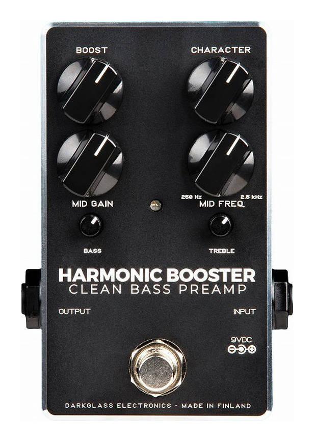 Darkglass Electronics Harmonic Booster 2.0 ブースター【送料無料】【smtb-TK】