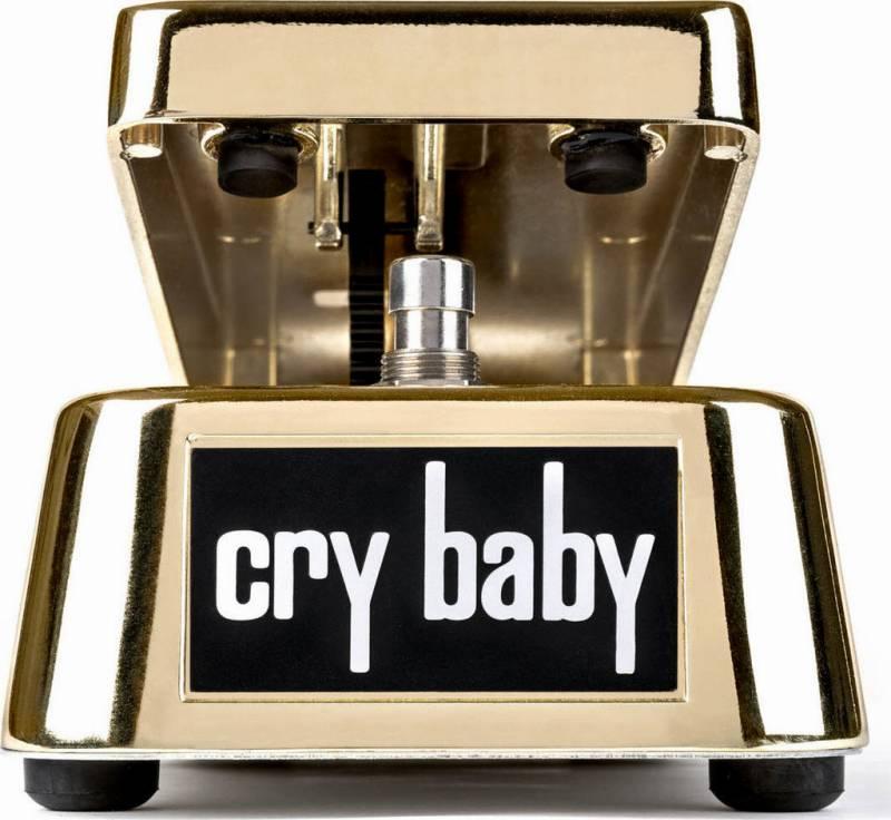 【送料無料】ダンロップ Dunlop GCB95G 50TH ANNIVERSARY GOLD CRY BABY WAH ワウペダル/50周年記念限定カラー【smtb-TK】