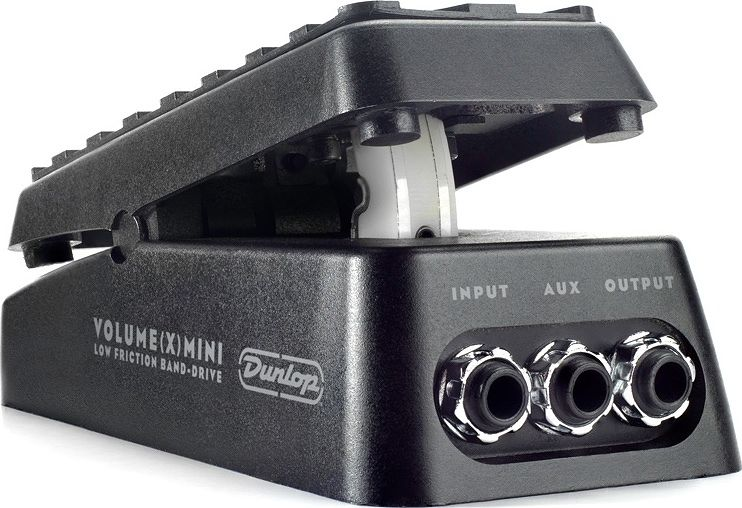 【送料無料】Dunlop DVP4 Volume (X) Mini Pedal ボリュームペダル/エクスプレッションペダル【smtb-TK】