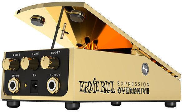 【送料無料】ERNIE BALL #6183 Expression Overdrive エクスプレッション・ペダルを備えたエクスプレッション・オーバードライブ【smtb-TK】