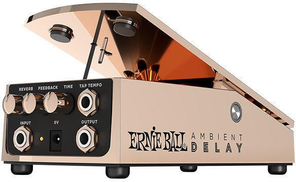 【送料無料】ERNIE BALL #6184 Ambient Delay エクスプレッション・ペダルを備えたアンビエント・ディレイ【smtb-TK】