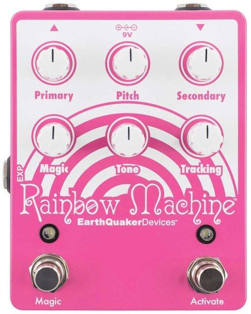 【送料無料】EarthQuaker Devices Rainbow Machine ポリフォニック・ハーモナイジング・モジュレーション・マシーン【smtb-TK】