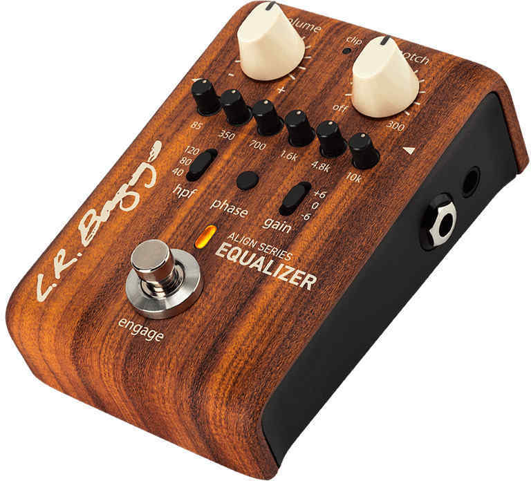 【送料無料】L.R.Baggs EQUALIZER ALIGN シリーズ 6-Band EQ and Anti-feedback Notch Filter【smtb-TK】