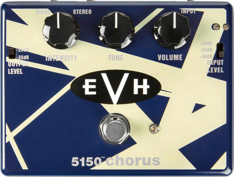 【送料無料】MXR EVH30 EVH5150 Chorus エディ・ヴァン・ヘイレン コーラス【国内正規品】【smtb-TK】