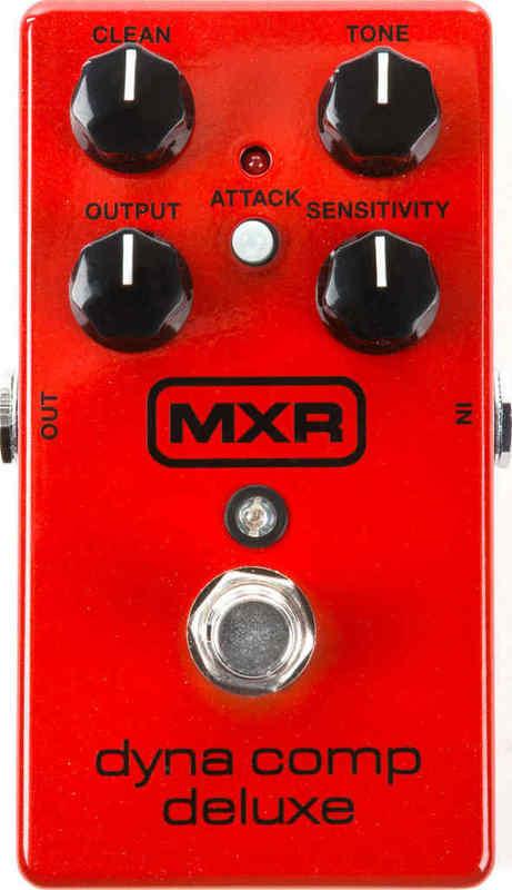 【送料無料】MXR M228 Dyna Comp Deluxe コンプレッサー【国内正規品】【smtb-TK】