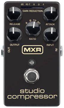 【送料無料】MXR M76 Studio Compressor クラシックなスタジオタイプのコンプレッサー【国内正規品】【smtb-TK】