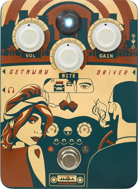 ORANGE Getaway Driver オーバードライブ【送料無料】【smtb-TK】