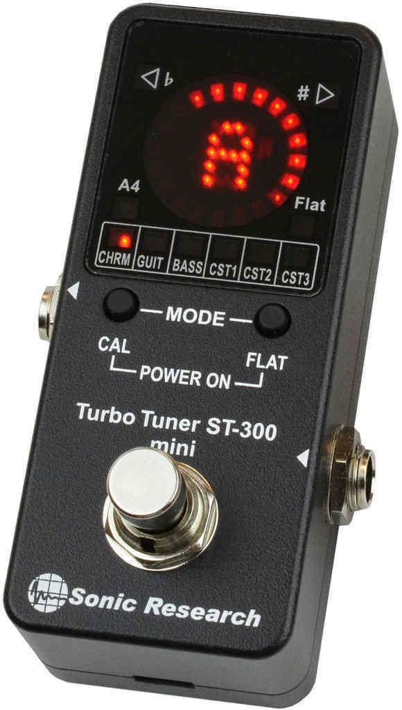 【送料無料】Sonic Research Turbo Tuner ST-300 mini 超高性能ストロボ・チューナー【smtb-TK】