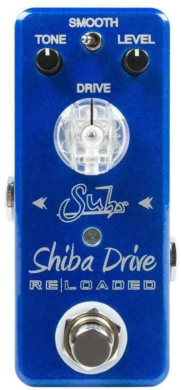 【送料無料】サー Suhr Shiba Drive Reloaded MINI オーバードライブ【smtb-TK】