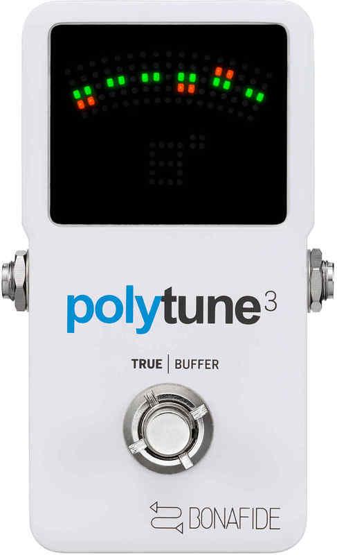 【送料無料】tc electronic polytune 3 ポリフォニック・チューナー【smtb-TK】