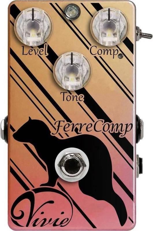 Vivie Ferre Comp ギター用 コンプレッサー【送料無料】【smtb-TK】