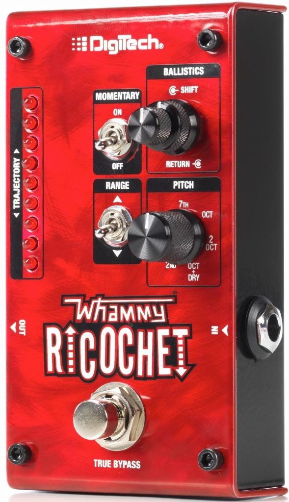【送料無料】DigiTech Whammy Ricochet ワーミー・リコシェ ワウペダル【smtb-TK】
