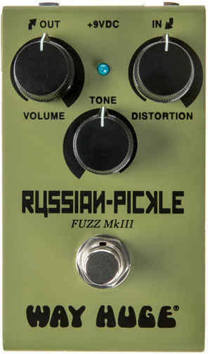 【送料無料】WAY HUGE SMALLS WM42 RUSSIAN-PICKLE FUZZ ファズ【smtb-TK】【国内正規品】