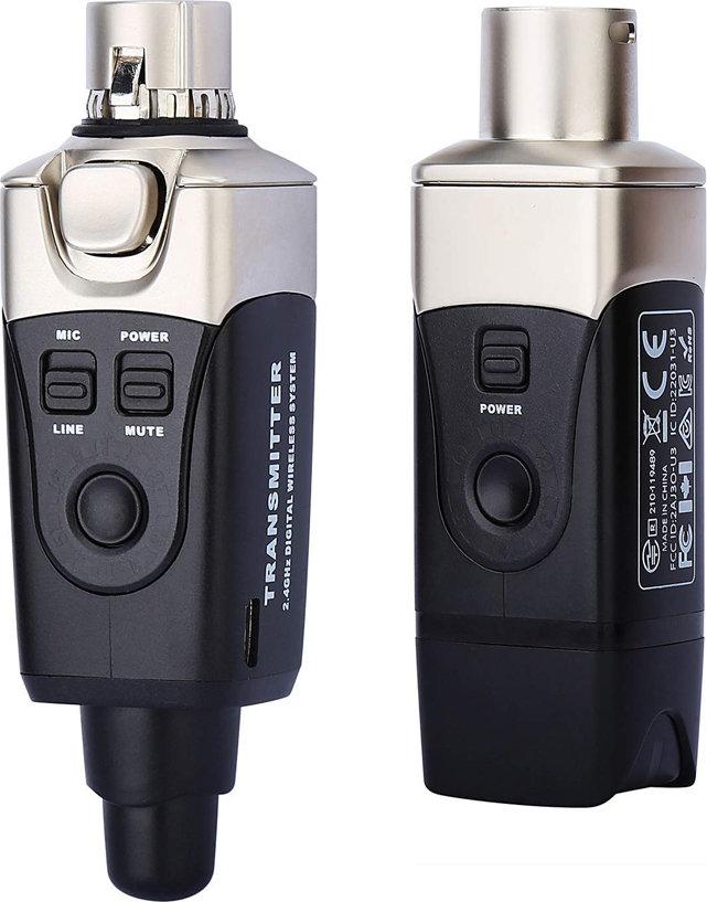 【送料無料】Xvive XV-U3 マイク用 デジタル・ワイヤレス・システム (要マイク&ミキサー)【smtb-TK】