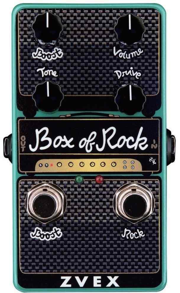 【送料無料】Z.VEX Box of Rock Vertical ディストーション【smtb-TK】