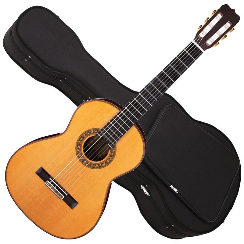 上品なスタイル ホセラミレス Jose Ramirez 130 anos Estudio Model+ライトケース クラシックギター【ポイント5倍】【送料無料】【smtb-TK】, ハート&キュート ca19917a