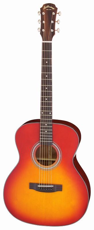 【送料無料】アリア ARIA AF-201 CS トップ単板 アコースティックギター/ケース付【smtb-TK】