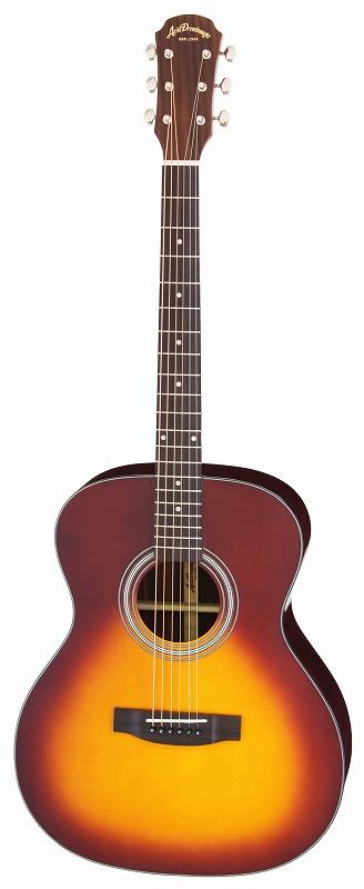 【送料無料】アリア ARIA AF-205 TS トップ単板 アコースティックギター/ケース付【smtb-TK】