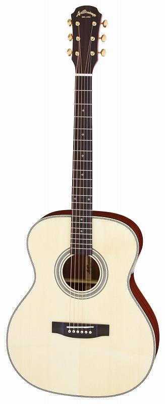 【送料無料】アリア ARIA AF-501 N オール単板 アコースティックギター/ケース付【smtb-TK】