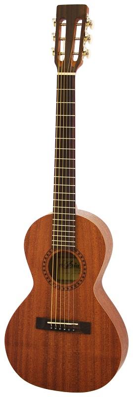 【送料無料】アリア ARIA ASA-18 パーラータイプ ミニギター 580mmスケール【smtb-TK】