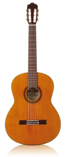 【送料無料】Cordoba C7 クラシックギター セダー単板トップ ギグバッグ付【smtb-TK】