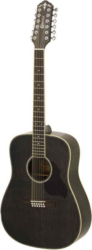 【送料無料】【ギグバッグ付】クラフター CRAFTER MD-70-12/TBK 12弦アコースティックギター 【smtb-TK】