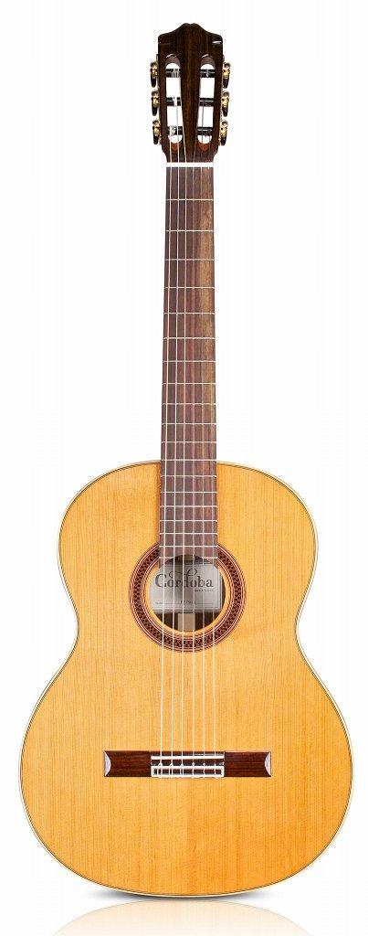 【送料無料】コルドバ Cordoba F7 Paco クラシックギター カナディアンセダー単板トップ/ギグバッグ付【smtb-TK】