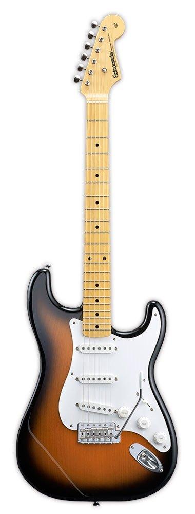 【送料無料】エドワーズ edwards E-ST-125ALM 2 Tone Sunburst ストラトタイプ エレキギター【smtb-TK】