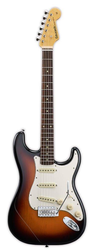【送料無料】エドワーズ edwards E-ST-125ALR 3 3 Tone Sunburst ストラトタイプ エレキギター edwards E-ST-125ALR【smtb-TK】, キョウワチョウ:bc848263 --- conturgroup.ru
