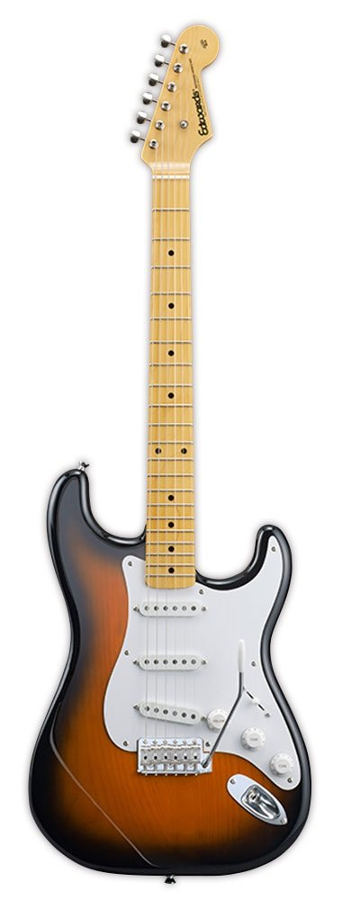 【送料無料】エドワーズ edwards E-ST-90ALM 2 Tone Sunburst ストラトタイプ エレキギター【smtb-TK】