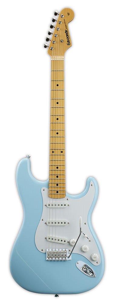 【送料無料】エドワーズ edwards E-ST-90ALM Sonic Sonic Blue Blue E-ST-90ALM ストラトタイプ エレキギター【smtb-TK】, まるみ 楽天市場Shop:64e29d51 --- conturgroup.ru